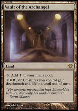 1x VAULT OF THE ARCHANGEL - Rare - Dark Ascension MTG - NM  Magic the Gathering
