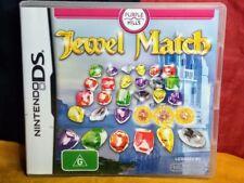 Jewel Match - Nintendo DS - Includes Manual