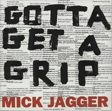 Mick Jagger Gotta Get a Grip England Lost 12in