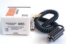 CABLE QUANTUM MB5 BATTERY 1/1+ MODULE
