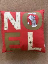 Tatty Teddy Christmas Cushion