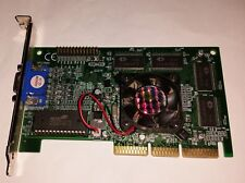 Sparkle SP5200B REV:C Nvidia M64 32MB AGP Graphics Card