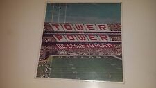 "TOWER OF POWER- WE CAME TO PLAY - COLUMBIA 34906 - LP VINYL 12"" RECORD"