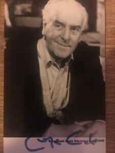 Minder - St. Trinians - George Cole (Arthur Daley) Autograph - Signed Postcard