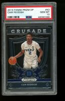 2019 Panini Prizm Draft Picks #43 Cam Reddish Hawks Rookie Card RC PSA 10