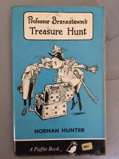 Professor Branestawm's Treasure Hunt by Norman Hunter 1966 Puffin Books PS 275