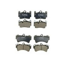 Audi Q7 Porsche Cayenne Volkswagen Touareg Front and Rear Brake Pads Bosch NEW