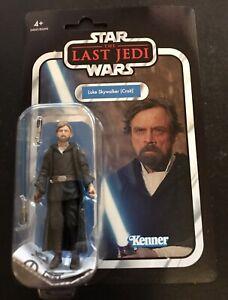 Star Wars Vintage Collection Luke Skywalker Crait VC146