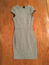 H&M Gray Business Dress, Size 2, Only Worn Once