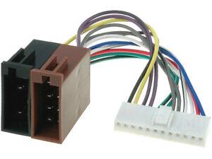 ZRS-7 Connector; ISO; Pioneer; PIN:12 4CARMEDIA 'UK COMPANY SINCE1983 NIKKO'