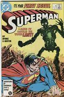Superman #1 January 1987 DC Comics lot of 50 copies of #1 102519cjl