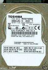 TOSHIBA SATA 320GB MK3276GSX,  HDD2J94 H ZK01 T