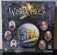Winter Tales - A Game of Imagination & Fairy Tales Fantasy Flight Games Complete