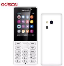 ODSCN 216 2.4'' Basic Mobile Phone Dual Sim (White)