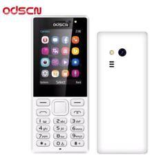 ODSCN 216 2.4'' Basic Mobile Phone Dual Sim (White)