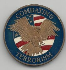 Combating Terrorism Department of the Air Force challenge coin 145