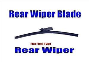 Rear Wiper Blade Back Windscreen Wiper For Volkswagen Up 2012-2017