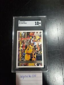 1997-98 Topps Kobe Bryant #171 SGC 10 Gem Mint! Mamba 2nd year Lakers LA
