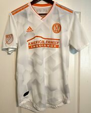 Official Atlanta United 2018 King Peach Away Jersey Medium Authentic w/ Crate!