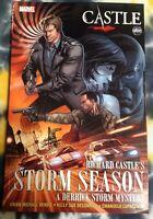 CASTLE Storm Season  TPB - Marvel Comics / New (ABC)