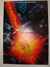 Star Trek VI: Das unentdeckte Land - Original Filmplakat DIN A1