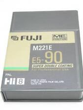 8mm: Hi8 Camera and Camcorder Tapes