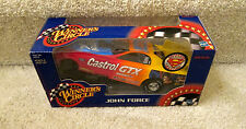 Nhra John Force Autographed 2000 Mustang Funny Car Superman Winners Circle 1:24