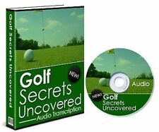 Golf Secrets Uncovered Audio & Text CD Rom - Self Help