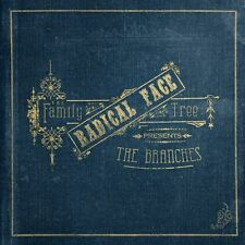RADICAL FACE THE FAMILY TREE THE BRANCHES CD DIGIPACK NUOVO