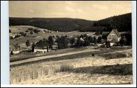 DDR Postkarte 1964 REHEFELD Kr. Dippoldiswalde Erzgebirge Sachsen Teilansicht