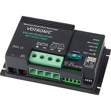 Alta eficiencia 350W 12V Doble Batería MPPT Regulador/Controlador de Carga Solar