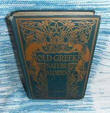 Old Greek Nature Stories by F. A. Farrar  Illustrated