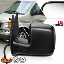 For 2009 Ford E-150/E-250/E-350/E-450 OE Style Power Side Rear View Mirror Left
