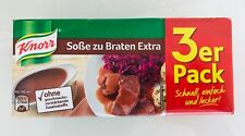 Knorr Sosse zu Braten Extra Roast Sauce -Pack of 3- Free Us Shipping
