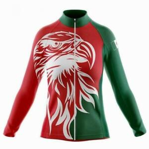 Team Mexico Women's Long Sleeve Cycling Jersey