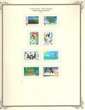 1¢ WONDER ~ UN OFFICES IN GENEVA SWITZERLAND MODERN MH ON SCOTT PAGE~V161