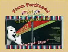 """Franz Ferdinand NEW SEALED """"You Could Have Had It So Much Better"""" CD +Walk Away"""