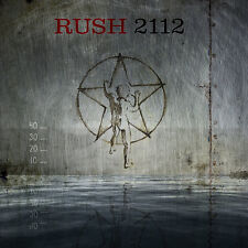 Rush 2112 2cd DVD 40th Anniversary Edition