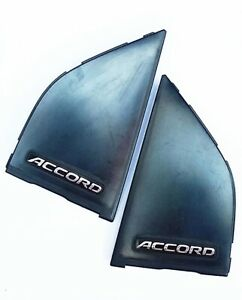 JDM HONDA ACCORD 94-97 Accord emblem logo REAR DOOR GARNISH COVERS OEM #1