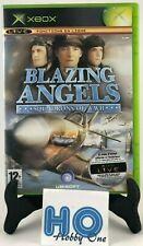 Xbox 1ère génération - Blazing Angels : Squadrons of WWII - PAL - Mint