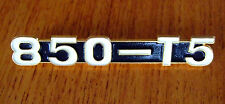 Moto Guzzi 850 T5 Side Cover Badge Emblem - Reproduction
