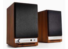 New listing Audioengine Hd3 60W Wireless Powered Desktop Speakers Bluetooth Cherry New