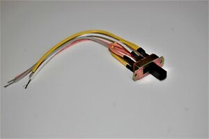 HUNTER CEILING FAN(non-cast iron oil bath type)PARTS- REVERSE SWITCH LONG TOGGLE