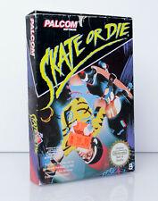 Skate or Die | Nintendo NES | PAL, 1990 | complete