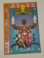 Mighty Morphin Power Rangers #1 Tradd Moore Variant Boom Studios
