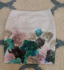 pencil skirt floral skirt h&m skirt