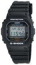 Casio G-SHOCK DW5600E-1V Wrist Watch - Men - Sports Chronograph - Digital -