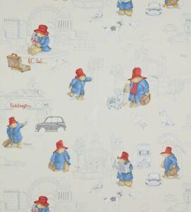 Jane Churchill | London Paddington | J125W-03 | 2 Rolls | RRP £66 Per Roll