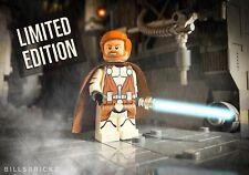 Custom 100% LEGO Star Wars Obi-Wan Kenobi - Clone Commander Armour - Fast Ship