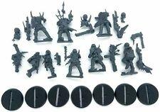 Chaos - Blackstone Fortress - Traitor Guard / Guardsmen x 7 40k